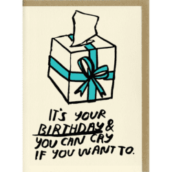 Your Birthday gift card